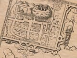 Old Town Plan of Radnor