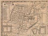 Town Plan of Bath