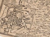 Old Town Plan of Leicester