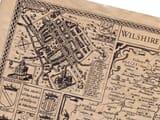Old Town Plan of Salisbury
