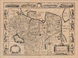 Old Map of Tartaray.