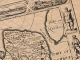 Detail from an old map of Tartaray
