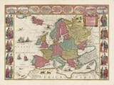 Early Map of Europe