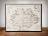 framed-map-antigua