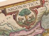 Detail from Argonautic Empire Map