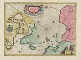 Unusual Old Map