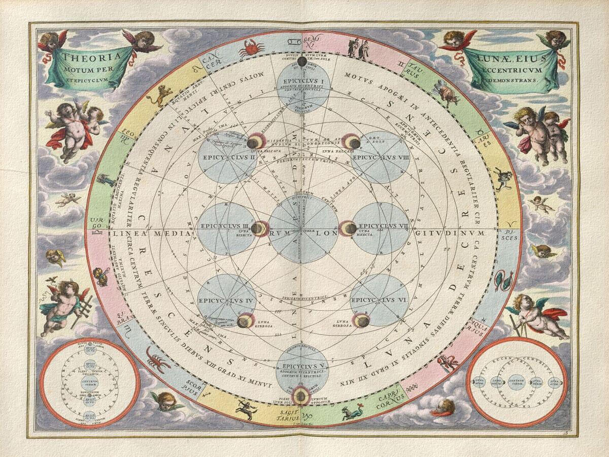 Star Map 18