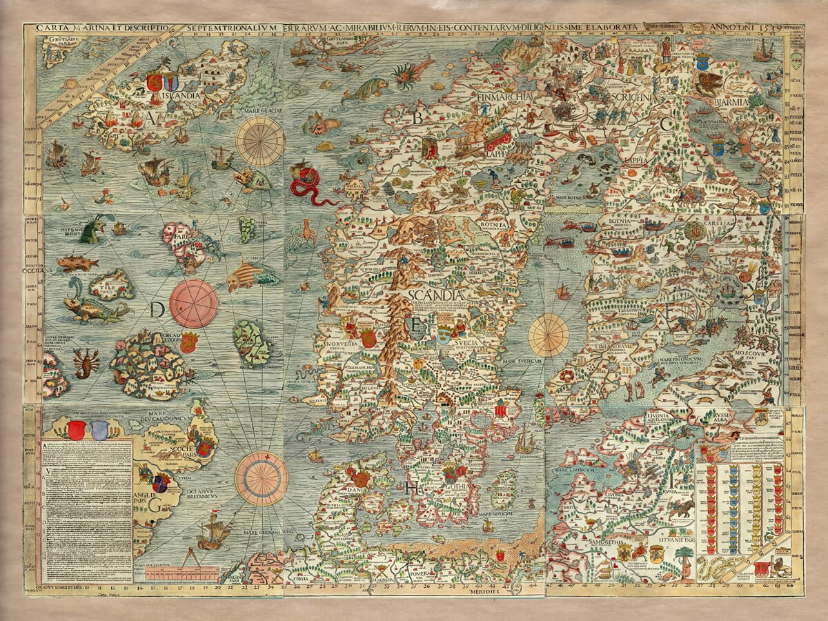 Sea-Monsters-Map
