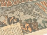 Amsterdam Map 1692 detail 2