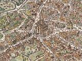 Birmingham Picture Map Detail