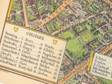Cambridge Town Plan Detail