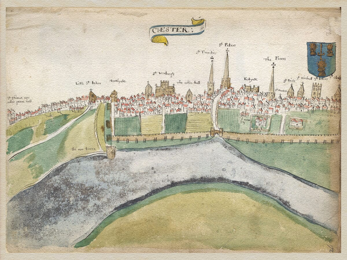 Chester Town Plan