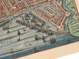 City Plan Amsterdam Detail