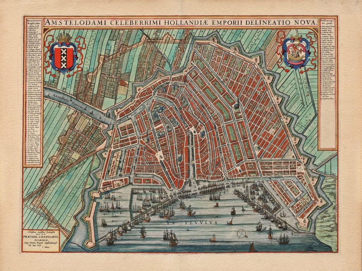 City Plan Amsterdam