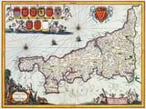 Cornubia Map