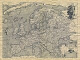 Europe Map OMC
