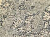 Uk in Europe Map