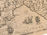 Glamorgan Detail from old map