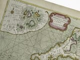 Old English Channel Map