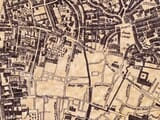 London after great fire map