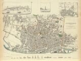 Old Map Liverpool