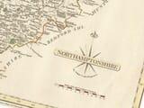 Northampton Carey Map Detail