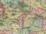 Old Map Norfolk Detail 2