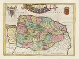 Old Maps Norfolk