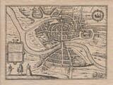 Old Town Plan Bristol