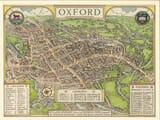 Oxford Town Plan