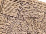 Paris Town Plan detail