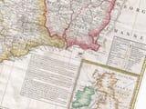 Rocque Ireland Map