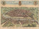 Old Seville Map