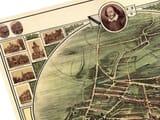 Stratford map detail