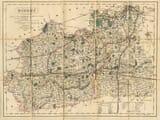 Surrey Railway Map