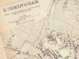 Town Plan Birmingham Detail 2