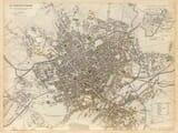 Town Plan Birmingham