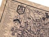 Tudor London Plan Detail