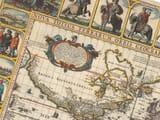 Visscher map detail