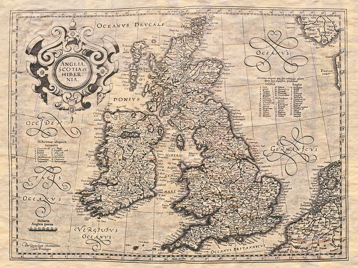 Anglo Scots Parchment