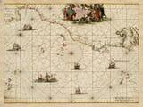 Antique Sea Chart