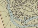 Old Bristol plan detail