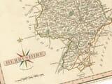 derbyshire map carey
