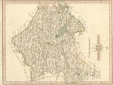 Leicester Map 1700s