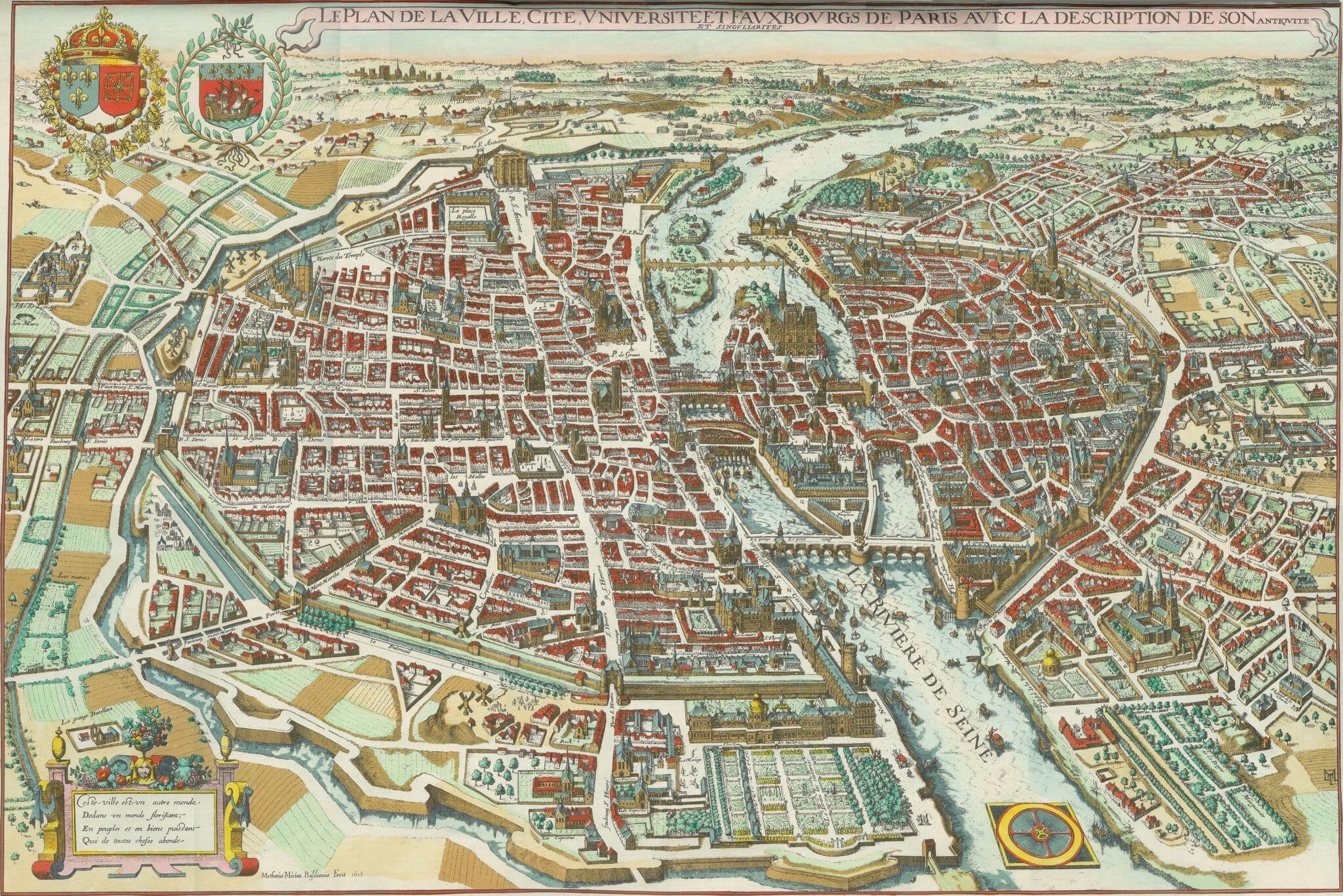 Paris 1615