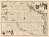 pacific sea chart