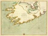 Southwest coast island map
