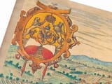 old map zurich detail