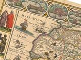 1644 blaeu map africa detail