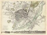 Old Munich Map